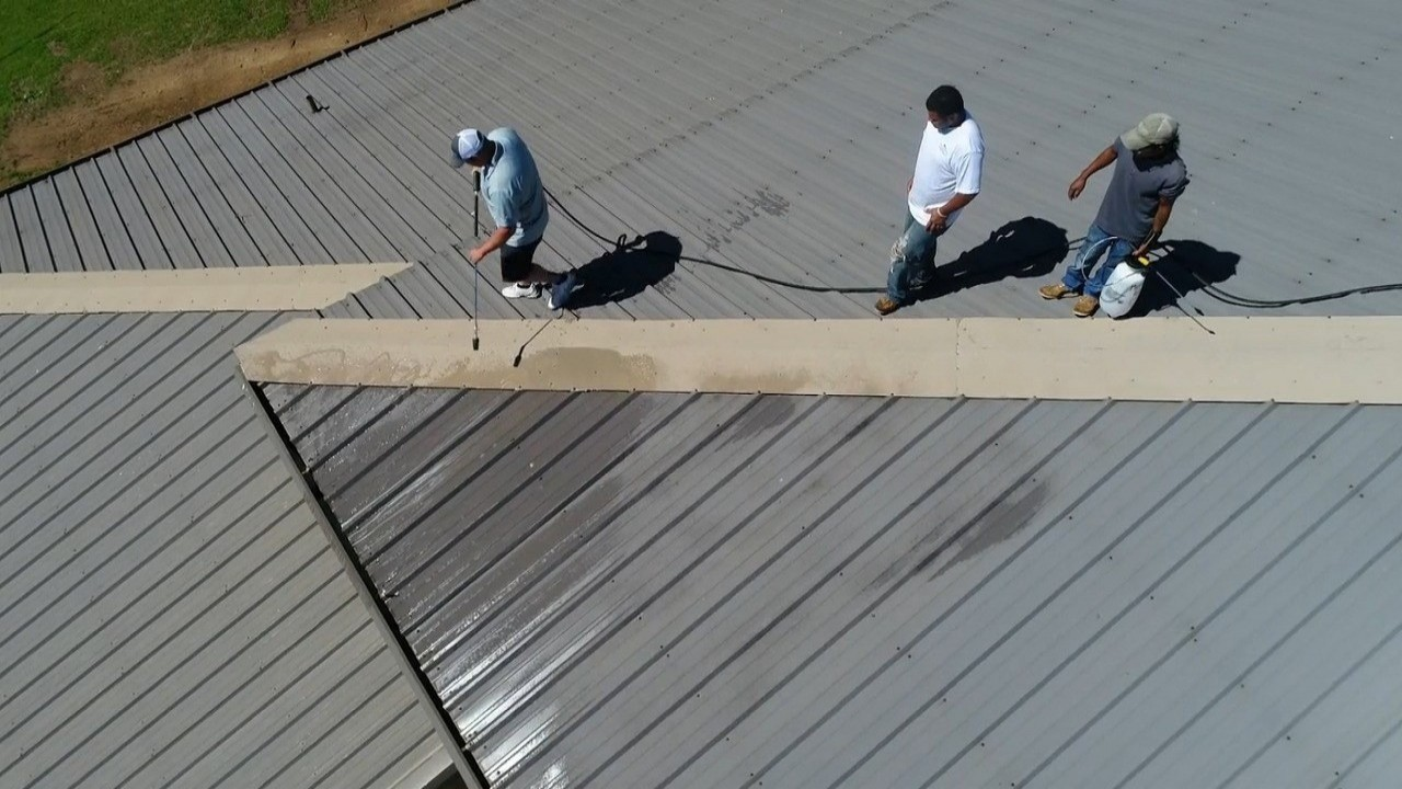 Commercial Roofers Irving